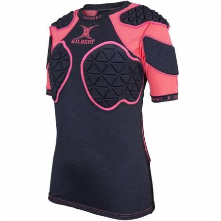Epaulière rugby Triflex femme lite