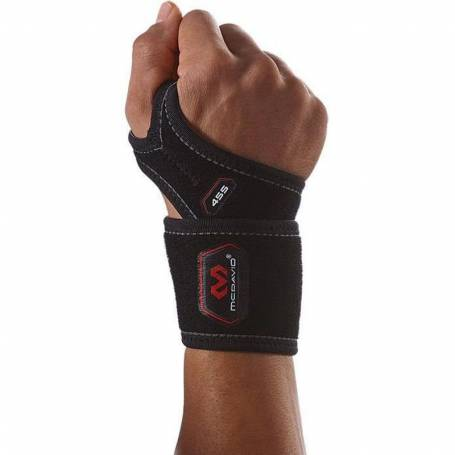 Maintien poignet double bande velcro McDavid