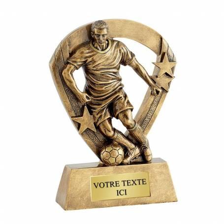 Figurine joueur de football
