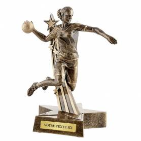Figurine handball féminin