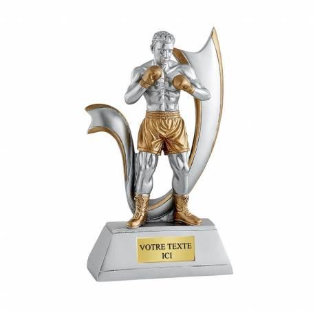 Figurine boxeur