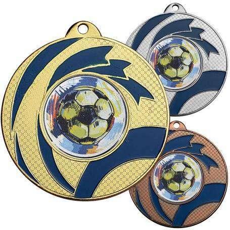Médailles bicolore