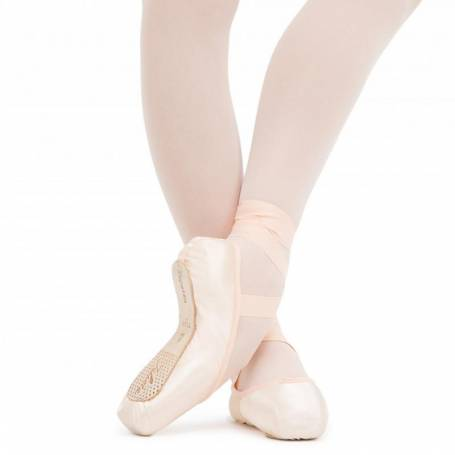Pointe satin Julietta Repetto