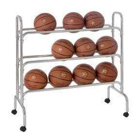 Rack à ballons de basket