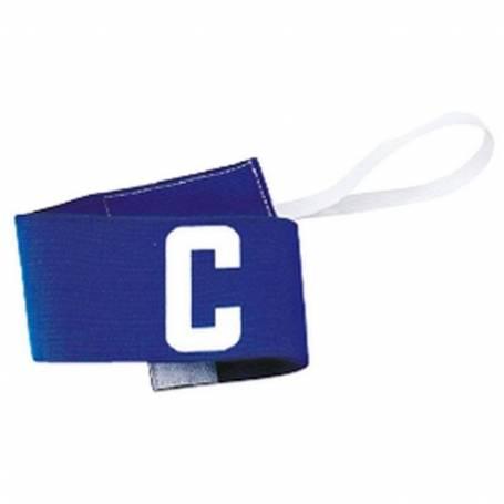 Brassard capitaine bleu
