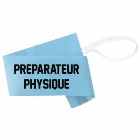 Brassard préparateur physique