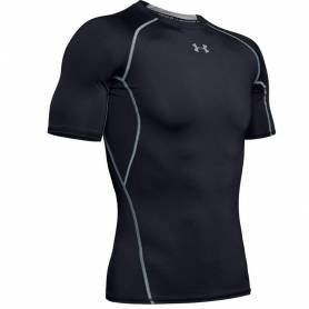 T-shirt Compression UA HeatGear noir
