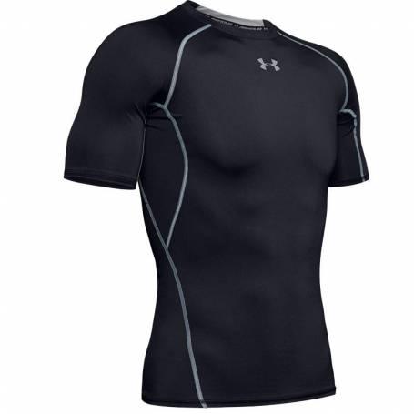 T-shirt Compression UA HeatGear noir