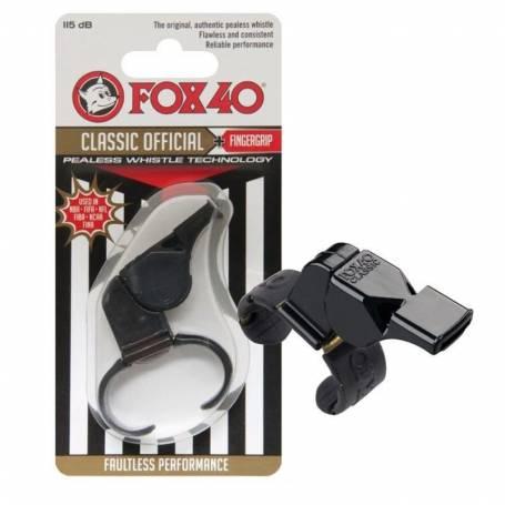 Sifflet Fox 40D attache au doigt