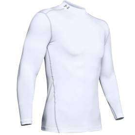 Maillot de compression UA ColdGear Blanc