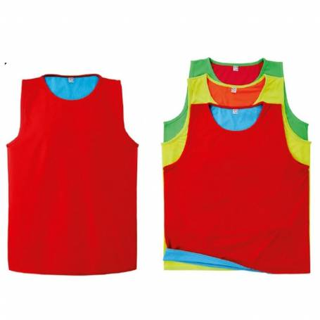Chasuble réversible rugby