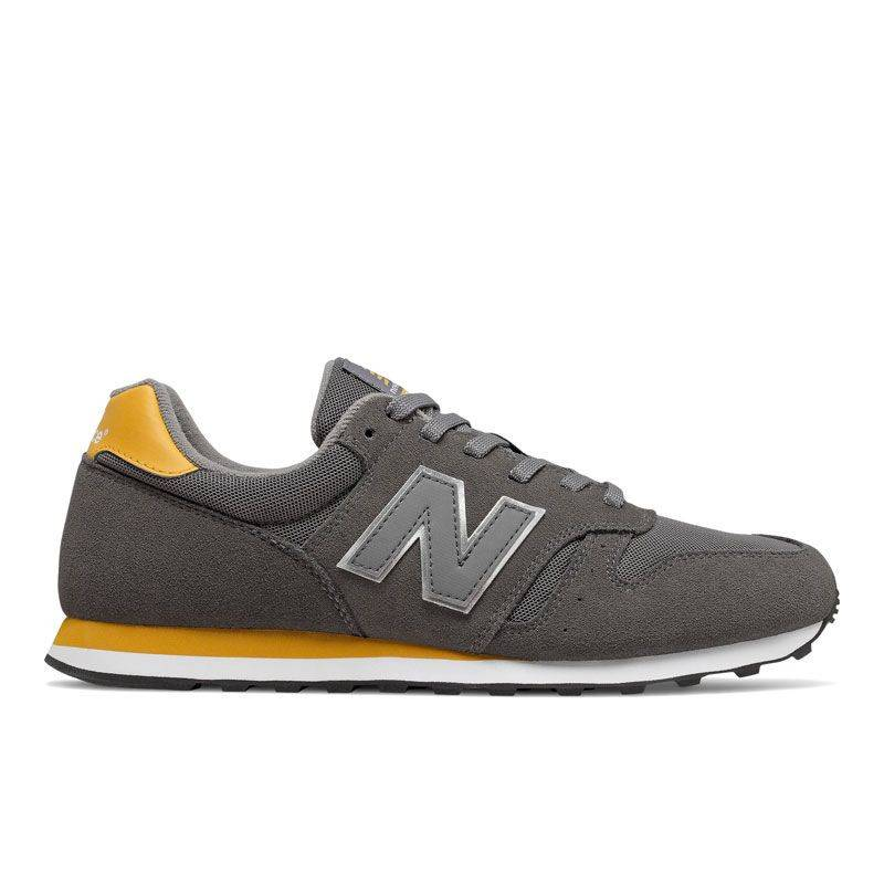 New balance 373 gris/jaune