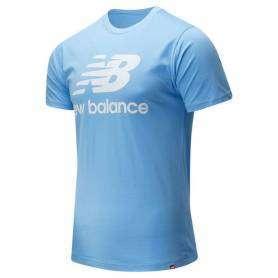 T-shirt New Balance Essentials Stacked Logo Tee