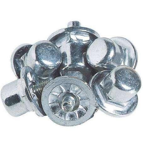 Crampons aluminium conique