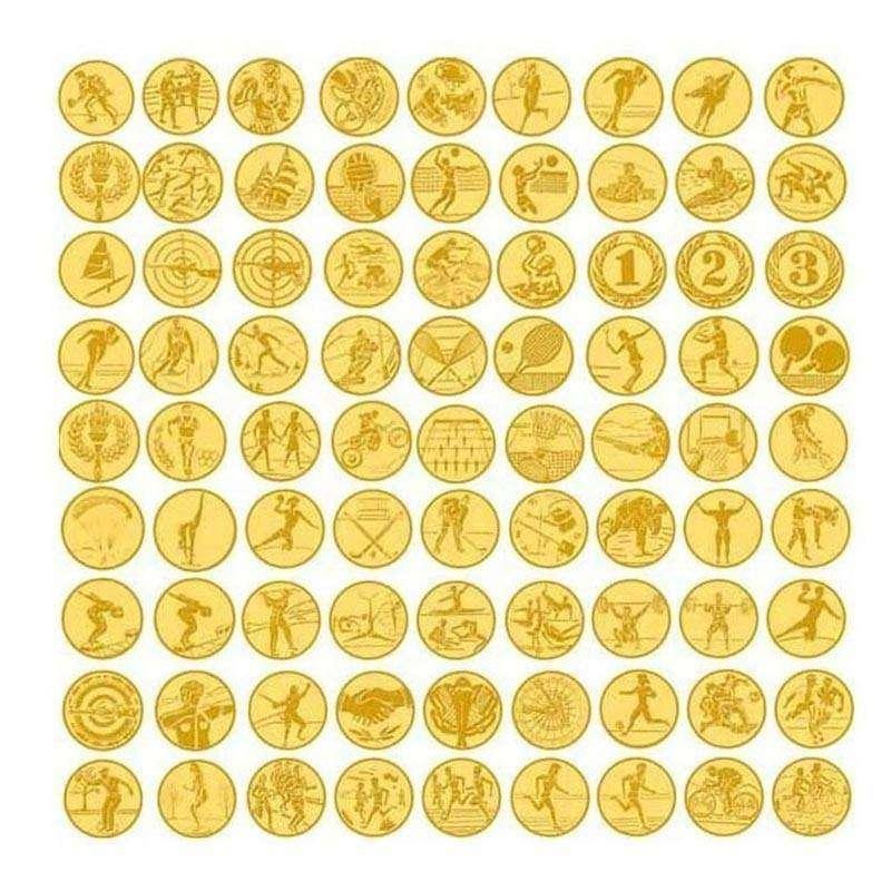 10 rubans pour médailles N° 7