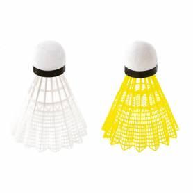 Volant de badminton en liège