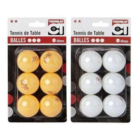 Balle de tennis de table