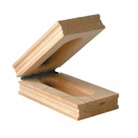 Claquoir en bois