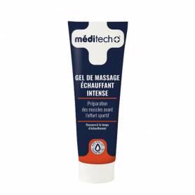 Gel de massage échauffant intense