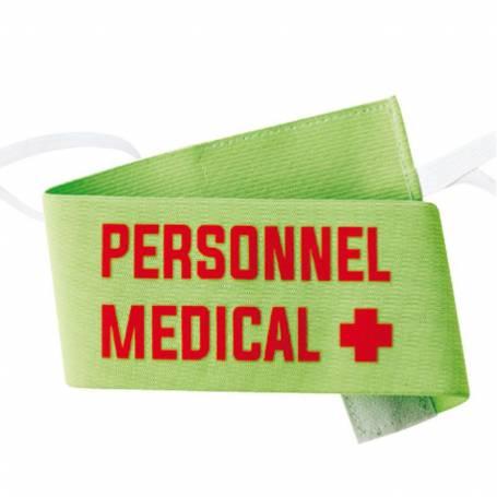 Brassard personnel médical