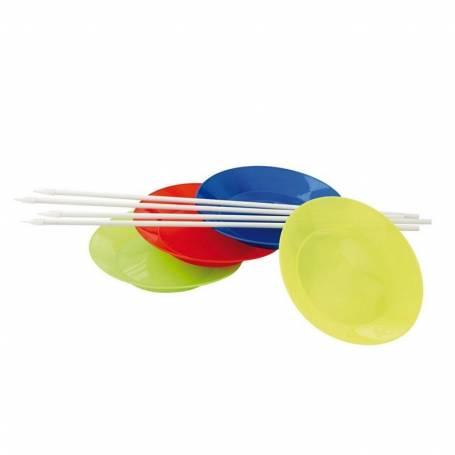 Assiette de jonglerie