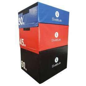 Set de 3 plyobox mousse