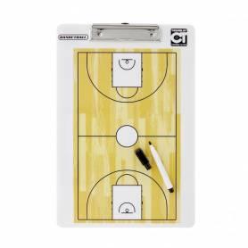 Plaquette coach basketball