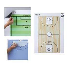 Tableau magnétique effaçable basketball