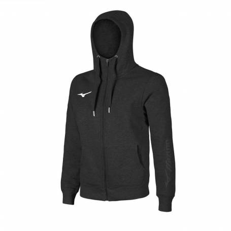 Sweat capuche zippée Mizuno Terry