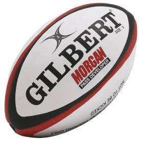 Ballon rugby Morgan Pass Developer
